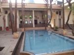 Holy Shrine-verandah