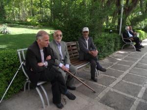 Three wise men!