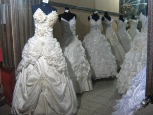 Engagement/Wedding dresses