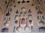 Stucco carvings Music Chamber Ali Qapu