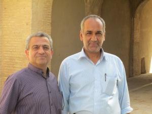 Feri & Mr Aghaee