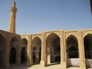 Na'in old mosque