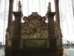 Marble Throne 4